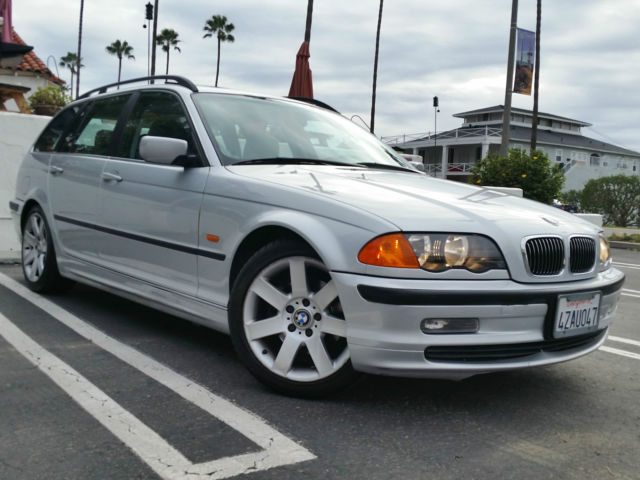 2001 bmw 325i sport package rare wagon 325it 325 e46. Black Bedroom Furniture Sets. Home Design Ideas