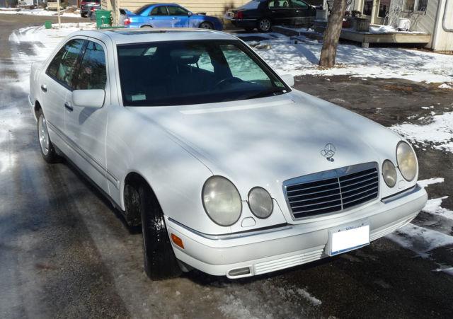 Mercedes e420 1997 1998 1999 2000 2001 2002 e320 for 1999 honda accord tire size