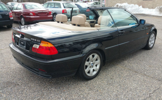 2000 Bmw 3 Series Ci