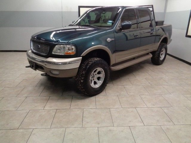 2001 ford f150 crew cab king ranch