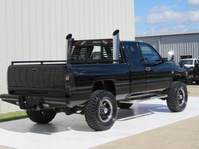 01 Ram 2500 SLT Laramie 5.9L Cummins Lifted 4x4 Smoke ...