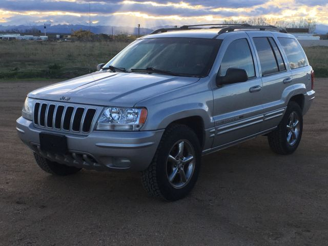 02 JEEP GRAND CHEROKEE LIMITED 47 HO HIGH OUTPUT RUST FREE 4X4