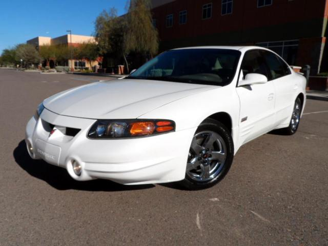 02 pontiac bonneville ssei supercharged rust free arizona. Black Bedroom Furniture Sets. Home Design Ideas