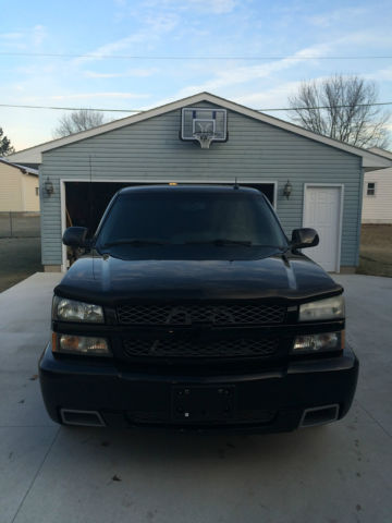 03 chevy silverado 1500 ss supercharged super nice trade hot rod or tahoe. Black Bedroom Furniture Sets. Home Design Ideas