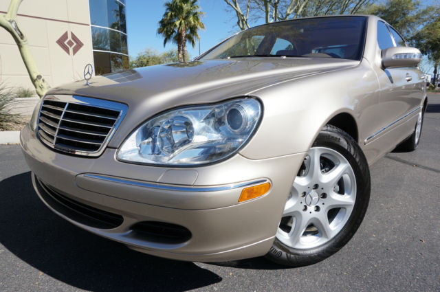 Image gallery 2004 s550 for 2001 mercedes benz s55 amg