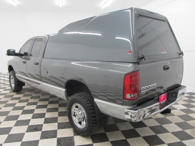 04 Quad Cab Short Box Diesel Cd Player Tow Trailer Brake: short canopy bed