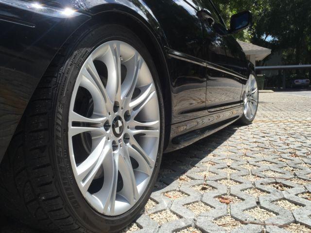 04 Bmw 330ci Zhp Black Sapphire Black 6mt 3 46 Diff