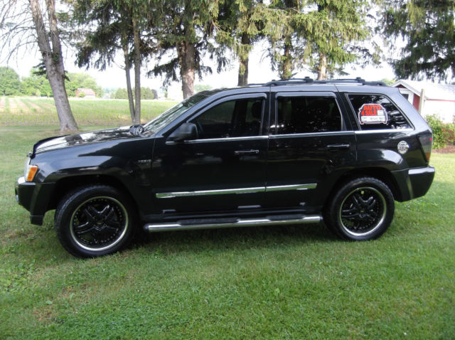 05 39 jeep grand cherokee limited 5 7 hemi must see no. Black Bedroom Furniture Sets. Home Design Ideas