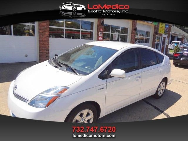 06 Prius Hybrid Brand New Battery Touch Screen White Grey Interior 4cyl