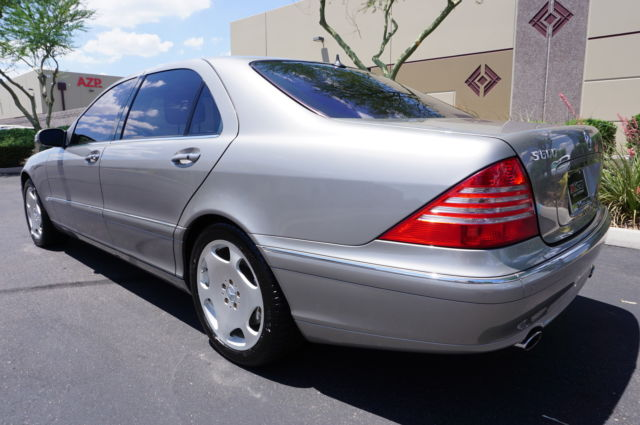 06 s600 clean carfax v12 sedan like 2002 2003 2004 2005 for 2005 mercedes benz s600