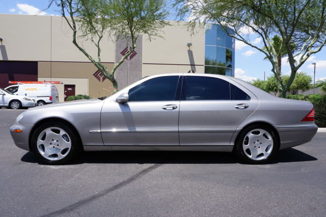 Image gallery 2005 s550 for 2001 mercedes benz s500 specs
