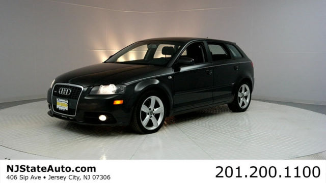 07 Audi A3 Hatchback S Line Quattro All Wheel Drive Awd 3 2