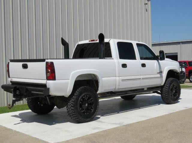 2007 Chevy Silverado Lt >> 07 C2500HD LT 6.6L DURAMAX (LBZ) 2WD ALLISON LIFTED NEW 35s 5-CHIP XD LEATHER TX