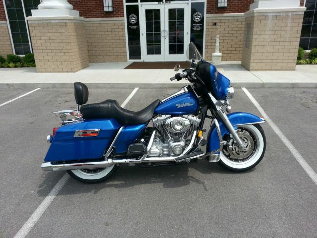 07 Harley Davidson Flht  Electraglide Standard  Pacific