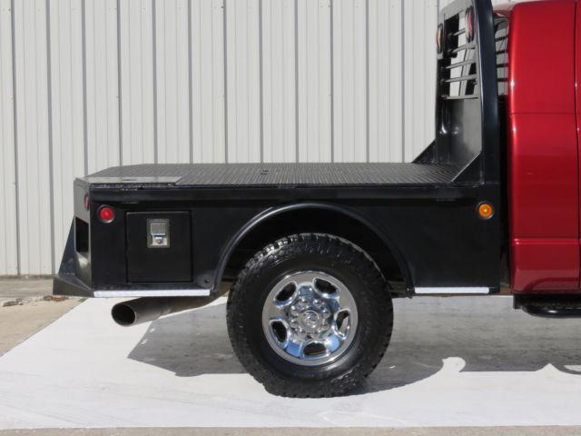 Lone Star Dodge >> 07 Ram 2500 SLT (MEGA CAB) 4X4 6.7 Cummins 6spd-AT CM Flat