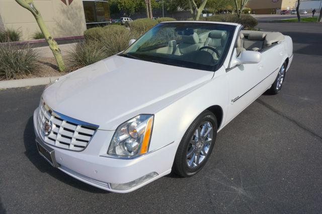 07 White Performance Sedan Convertible Clean Carfax Like