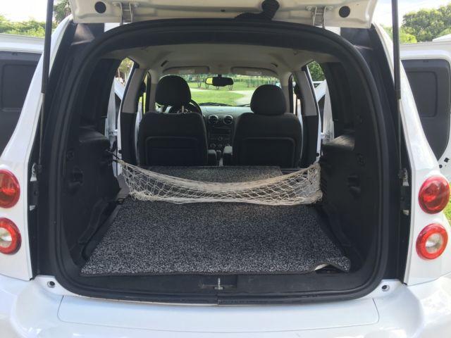 08 Chevy Hhr Panel Cargo Van Dual Side Access Custom