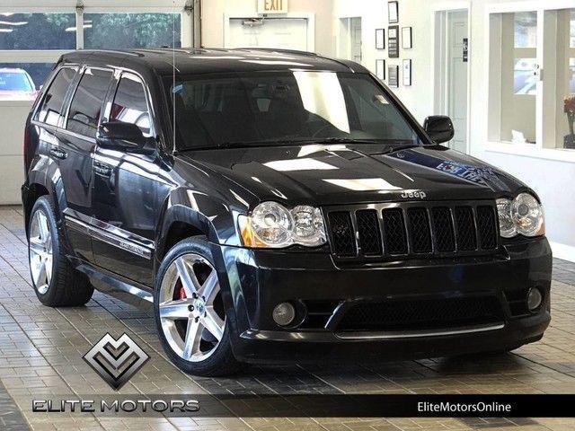 08 jeep grand cherokee srt8 4x4 4wd hemi navi gps heated seats dvd player. Black Bedroom Furniture Sets. Home Design Ideas