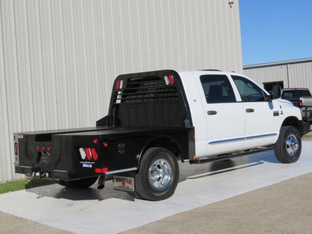 08 Mega Cab 1ton Laramie Navigation Sunroof 4x4 Cm Flat