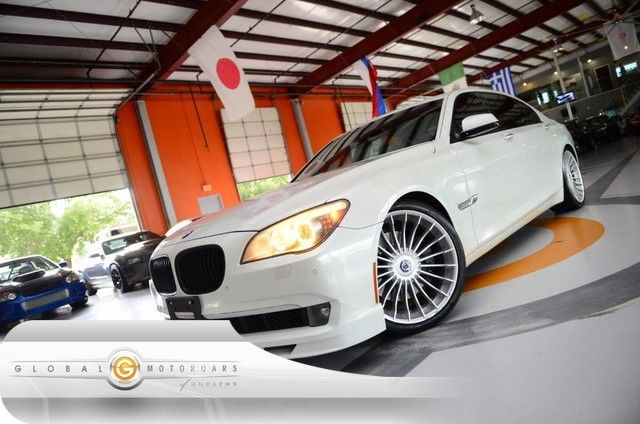 Bmw 750li For Sale >> 09 BMW 750LI OEM ALPINA BODY KIT OEM ALPINA WHEELS NAVI ...
