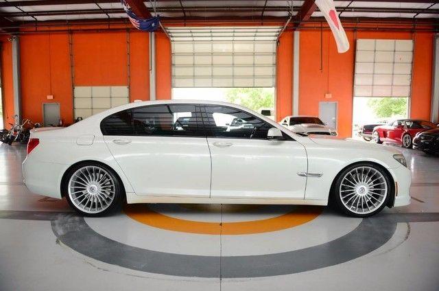 09 Bmw 750li Oem Alpina Body Kit Oem Alpina Wheels Navi