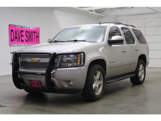 09 Chevy Tahoe Ltz Four Wheel Drive Auto Ac Seats Running Boards Windows