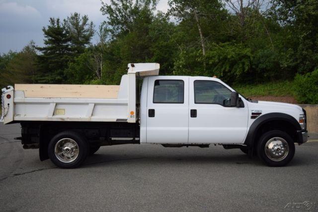 2009 ford f450 dump truck