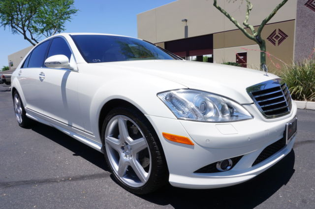 09 s550 amg sport pkg sedan clean carfax like 2007 2008 for 2009 mercedes benz s550 amg