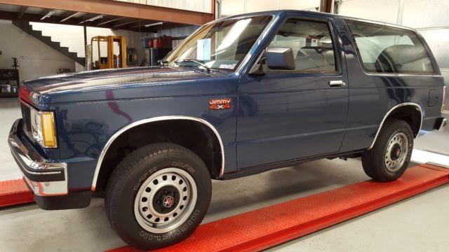 S15 Jimmy 4x4 Chevy Blazer