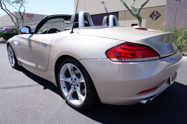 11 Z4 Roadster Hardtop Convertible Only 30k Miles Like