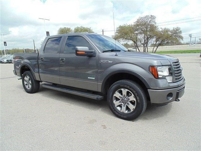 Covert Gmc Austin >> 12 Ford F150 FX4 4WD Crew Cab Truck Leather NAV ONE OWNER
