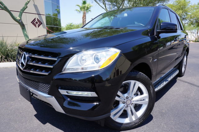 12 ml350 clean carfax black black 56k msrp like 2009 2010 for 2009 mercedes benz ml350 running boards