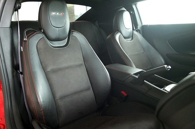 13 camaro zl1 navigation sunroof boston audio black suede seats victory red. Black Bedroom Furniture Sets. Home Design Ideas