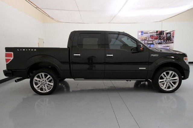 13 Ford F150 Limited 4x4 Nav 22 Inch Wheels Ecoboost V6