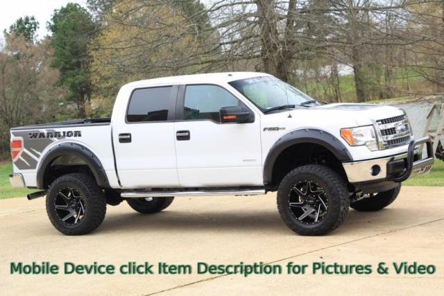 Ford Fx Texas Edition Warrior Lift Kit  Hp Ecoboost V Shipping
