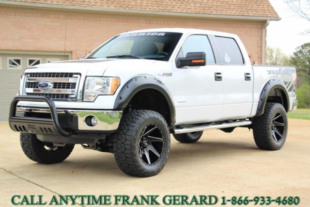 13 ford f150 xlt 4x4 texas edition warrior lift kit 365 hp ecoboost v6 shipping. Black Bedroom Furniture Sets. Home Design Ideas