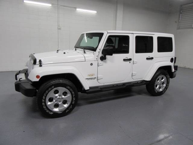 13 Jeep Wrangler White 4wd Hard Amp Soft Top Automatic