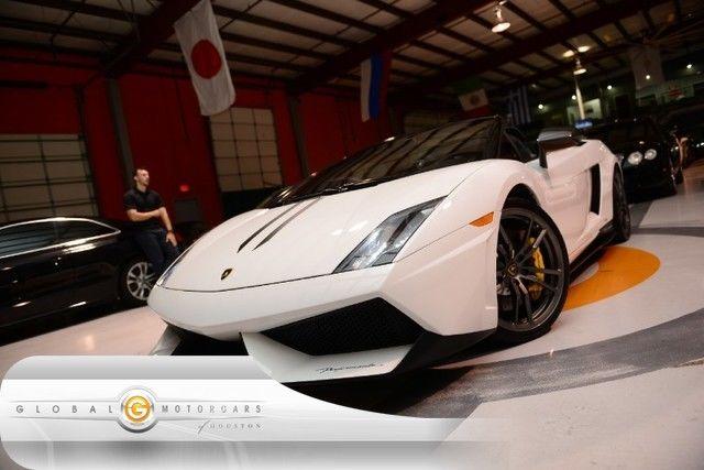 13 Lamborghini Gallardo Lp570 4 Spyder Performante