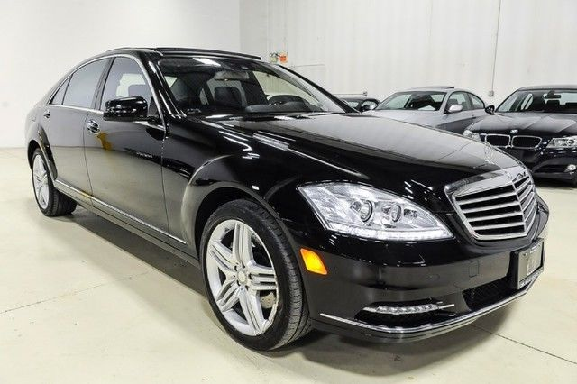 13 s class s550 4matic amg awd 19 amg wheels panorama for 2013 mercedes benz s550 4matic