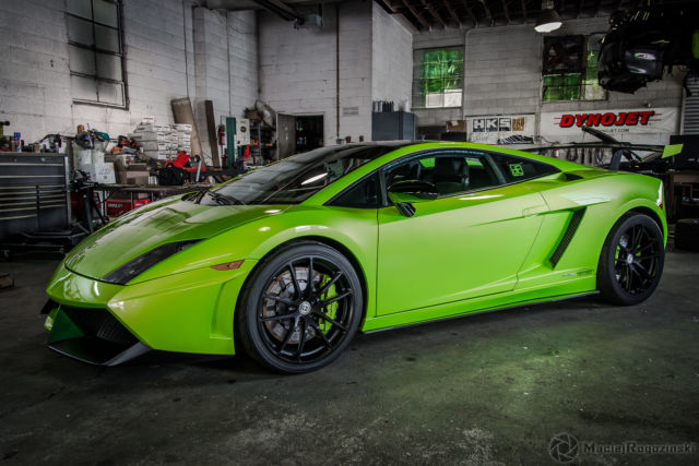 1300whp Lamborghini Lp560 Tt Heffner Stage 2 W Built Engine