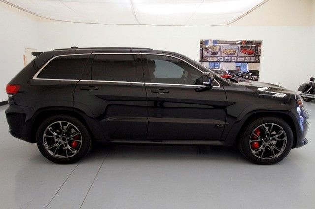 14 Jeep Grand Cherokee SRT8 20 Inch Wheels Navigation ...