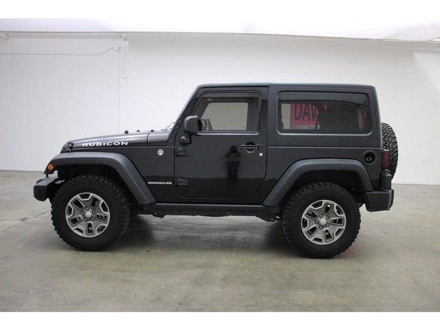 14 jeep wrangler rubicon four wheel drive 2 door manual hard top cloth seats. Black Bedroom Furniture Sets. Home Design Ideas