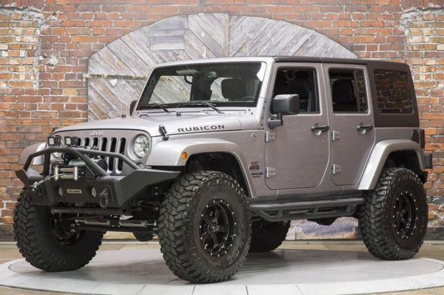 15 Auto 4wd Suv Hard Top Black Mountain Lift Wheels Tires Bumpers
