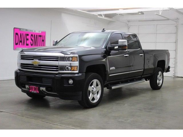 15 chevy silverado 2500hd high country four wheel drive. Black Bedroom Furniture Sets. Home Design Ideas