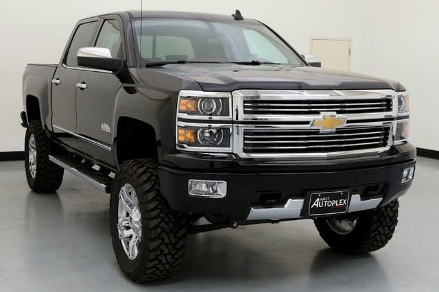 6 Inch Lift Kit For Chevy Silverado 1500 >> 15 Chevy Silverado High Country 6 Inch Pro Comp Lift 20