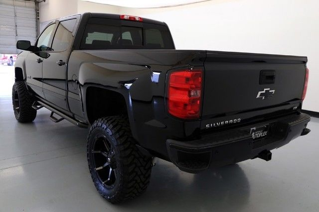 6 Inch Lift Kit For Chevy 1500 4wd >> 15 Chevy Silverado LTZ Midnight Edition 6 Inch Pro Comp ...
