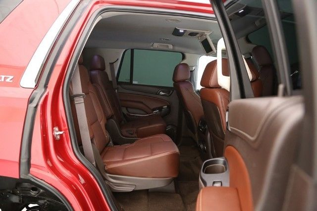 15 Chevy Tahoe LTZ 6 Inch Fabtech Lift 22 Inch Fuel Wheels ...