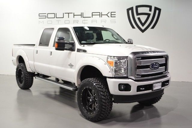 2015 ford f250 platinum white lifted autos post
