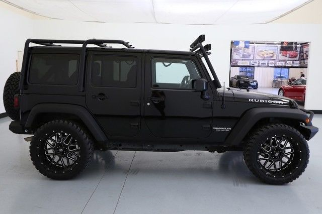 15 jeep wrangler rubicon 22 inch xd wheels 4x4