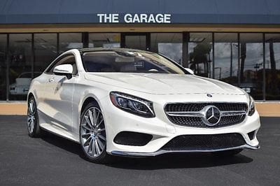 15 Mercedes Benz S550 4matic 20 Wheels P1 Sport Pkg Driver Ist Mag Sky